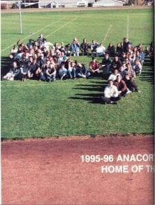 AHS Class of 1996 (left)