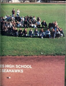 AHS Class of 1996 (right)