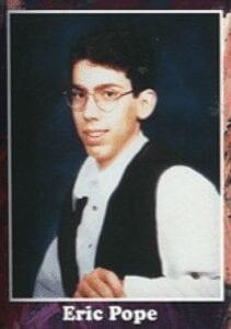 Eric Pope AHS 1996