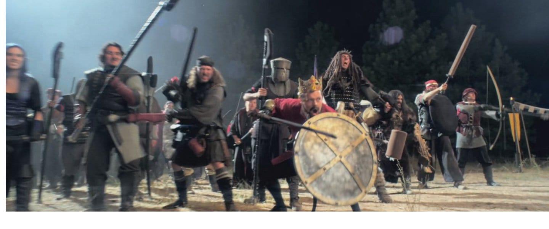 Eric Pope in Knights of Badassdom