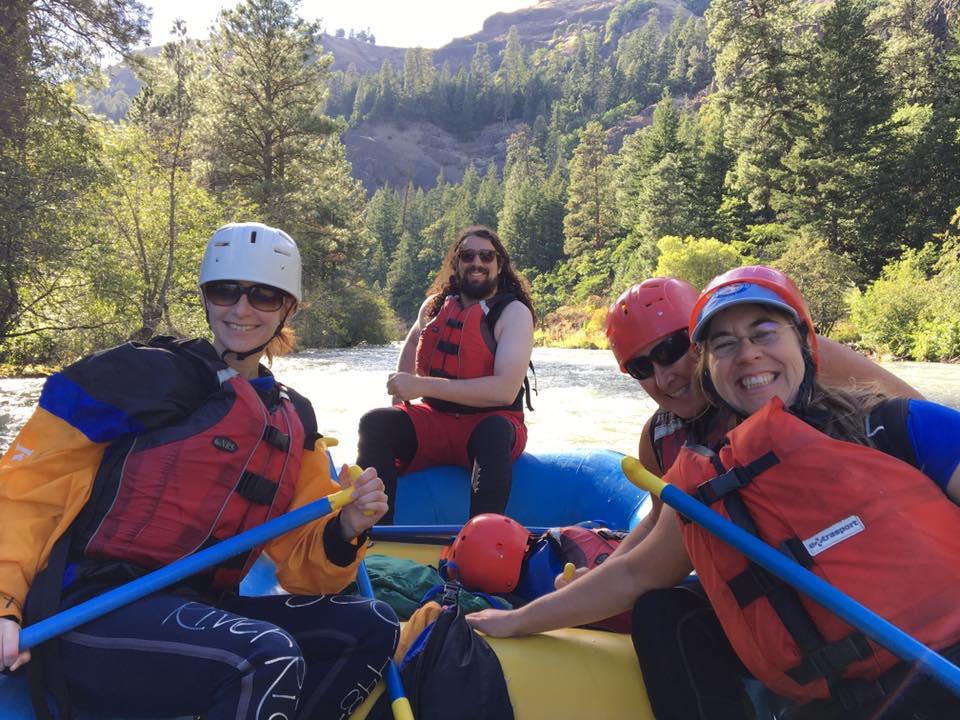 Eric Pople River Rafting Guide