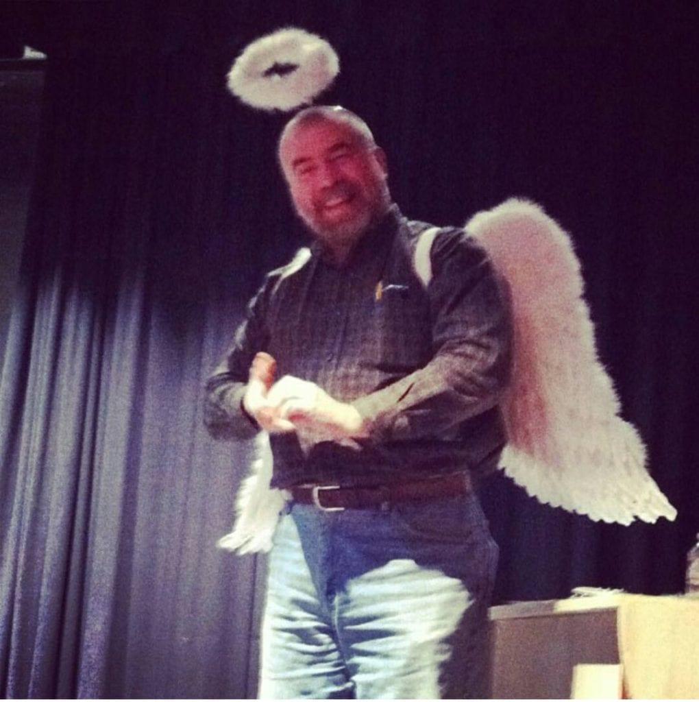 Scott Burnett Angel