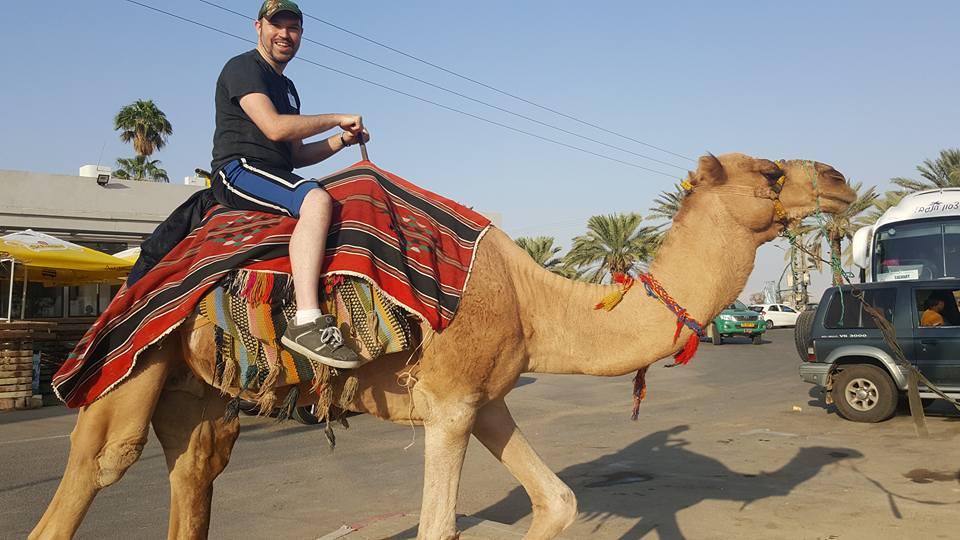 Scott Bjerk on Camel