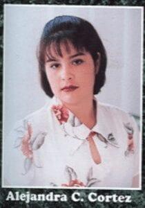 Alejandra (Ali) Cortez-Meza AHS 1996