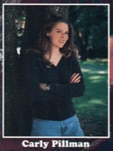 Carly Pillman AHS 1996