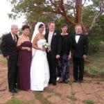 Mae and Jesse Wedding Day
